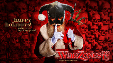 Happy Holidays from the WZ15 Team