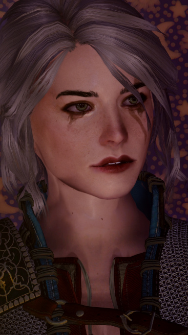 Cirilla - a Racemenu Preset -I'm late to the party- -sorry-