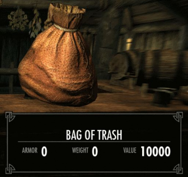 Bag of Trash