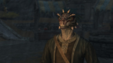 Memoirs of the Abyss - Fully-Voiced Argonian Follower and Treasure Hunting Questline