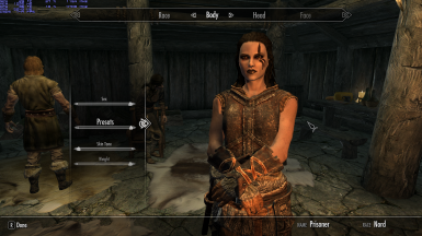 Nord Female Preset found in Miscellaneous Files