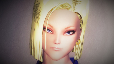 Dragon Ball Z - Android 18 Custom Voiced Follower