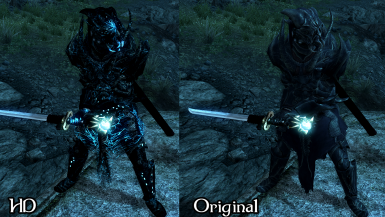 The Betrayed Armour - A Falmer Heavy Armour Mod