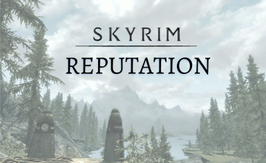 Skyrim Reputation