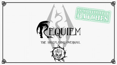 Requiem Patches For The Good Guys Quest Mods and Realistic Trading Stocks of Skyrim