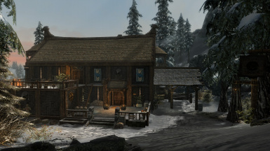 Eastmarch Manor - Customizable Home