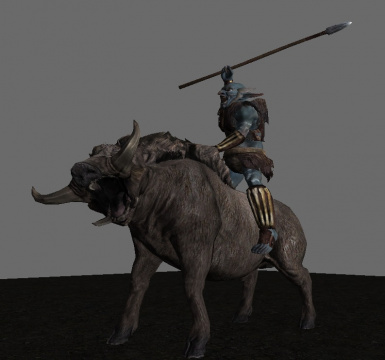 The Riekling Roughriders that should have been in game from the start!