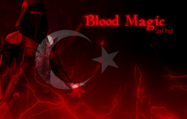 Blood Magic Spell Pack-Turkish Translation