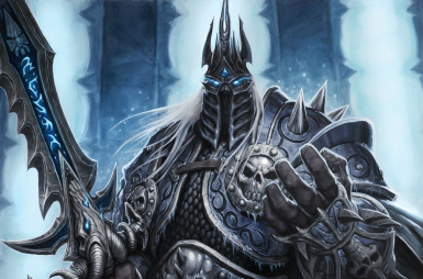 Lich King DSR Shield