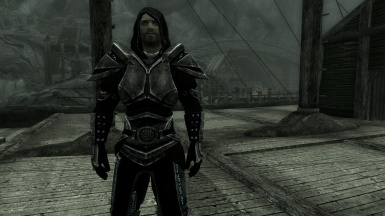Gaunlets and Hood for Witchplate Immersive Armor