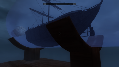 Enchanted Ship In a Bottle (Player Home)