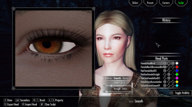 Botox for Skyrim - The Eyes of Beauty Compatibility Patch