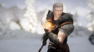 Hawke's Mage Champion Armor - Dragon Age 2