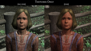 Textures Only - Female