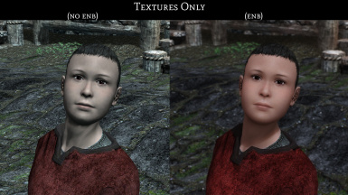 Textures Only - Male