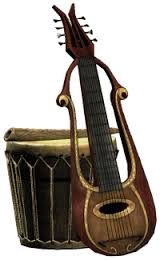Play As a BARD (Playable Instruments Play and Bash Update (ELAF VERSION))