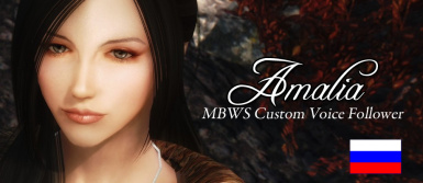 Amalia - MBWS Custom Voice Follower (Russian translation)