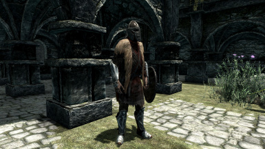 Immersive Guard Armor - Solitude