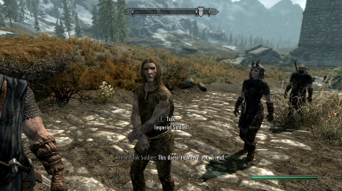 Stormcloak Prisoner Escorts
