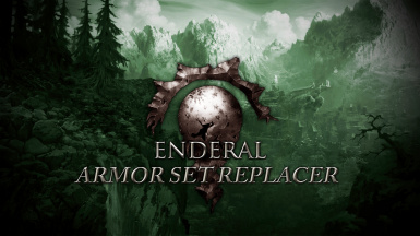Enderal Armor Set Replacer