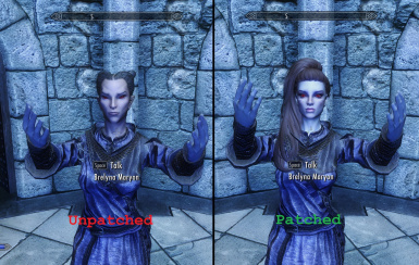 Immersive College of Wintergold - Bijin - Males of Skyrim Patches at