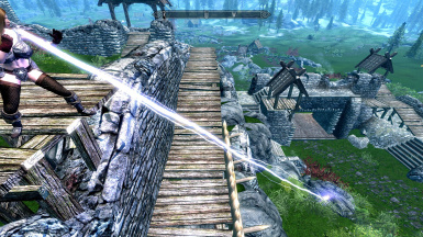 True Dragonborn Shout Overhaul Reborn at Skyrim Nexus - mods