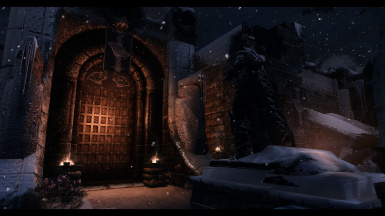 Marvelous Windhelm Gate