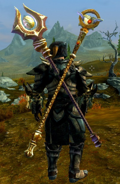 TERA weapons - DSR patch at Skyrim Nexus - mods and community