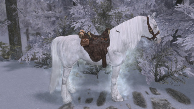 PermaFrost - Frost Mesh Replacer (Without Glowing Eyes - Swift Steeds)