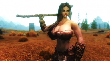 Immersive Wenches v1.6 in Spanish