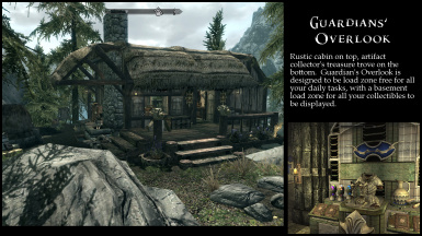 Guardian's Overlook - No Load Doors