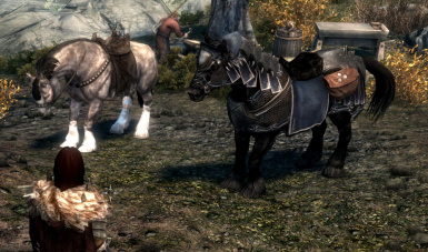 More Horses LE Classic backport at Skyrim Nexus - mods and