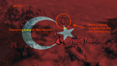Immersive Dawnguard Dayspring Pass-Turkish Translation
