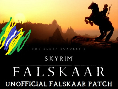 Unofficial Falskaar Patch Pt-Br