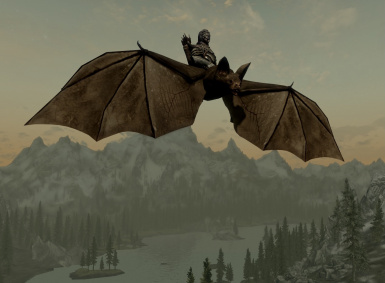 Giant Bats Mounts and Armies