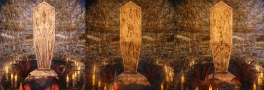 All 3 shrines Side-By-Side For Comparison