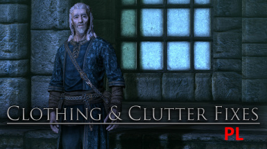Clothing and Clutter Fixes - Polish Translation