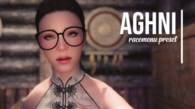 Aghni Racemenu Presets (with sculpt file)