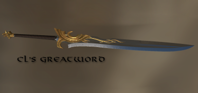 CL's Greatsword