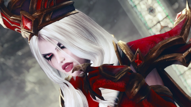 Sally Whitemane Face Preset by Betsujin