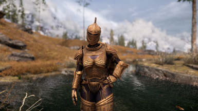 Girl's Heavy Armors - Dwarven Recolor