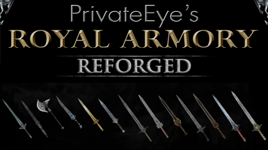 PrivateEye's Royal Armory - Reforged