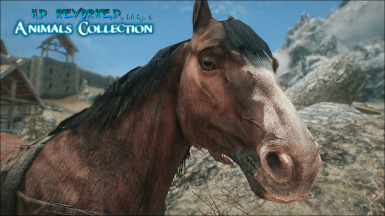 HD Reworked Horses