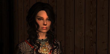 Milena for Skyrim. Preset.