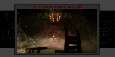 Rally's Dark Brotherhood Window HQ