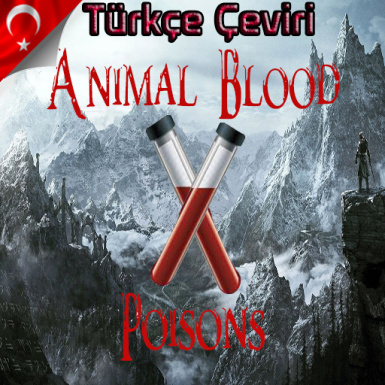 Animal Blood Poisons - Turkish Translation
