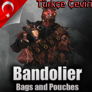 Bandolier - Dawnguard - Turkish Translation