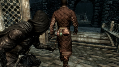 A Nazeem and his gold are soon parted