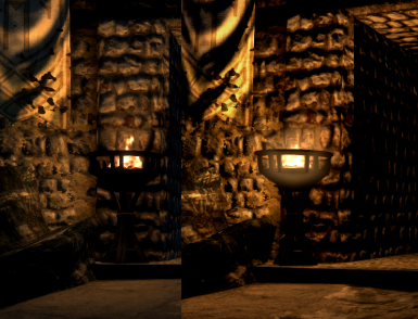 pardon the difference in lighting - I have eye adaptation off