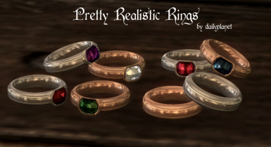 Pretty Realistic Rings